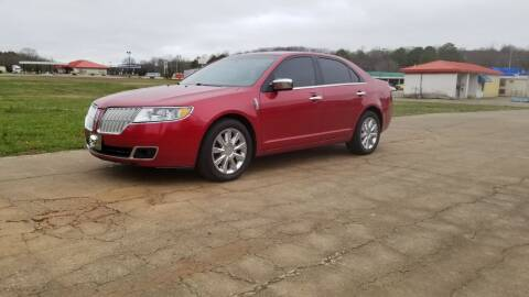 2010 Lincoln MKZ for sale at Tennessee Valley Wholesale Autos LLC in Huntsville AL