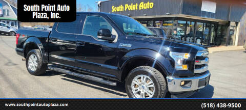 2017 Ford F-150 for sale at South Point Auto Plaza, Inc. in Albany NY