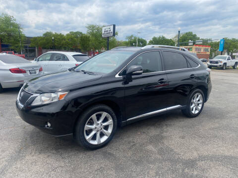 2010 Lexus RX 350 for sale at BWK of Columbia in Columbia SC