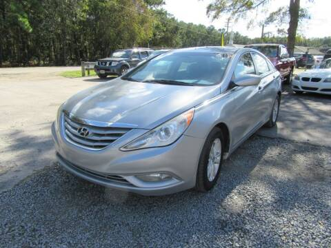 2013 Hyundai Sonata for sale at Bullet Motors Charleston Area in Summerville SC