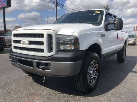 2005 Ford F-250 Super Duty for sale at Instant Auto Sales in Chillicothe OH