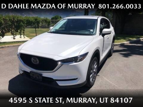 2021 Mazda CX-5 for sale at D DAHLE MAZDA OF MURRAY in Salt Lake City UT