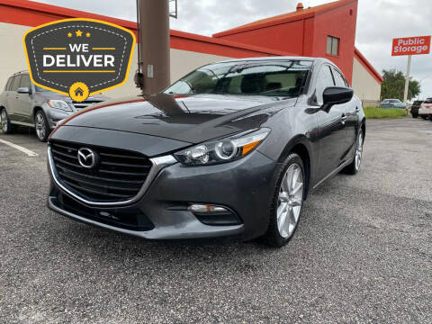 2017 Mazda MAZDA3 for sale at JC AUTO MARKET in Winter Park FL