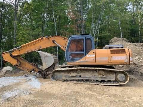 2001 Case IH  210 Excavator