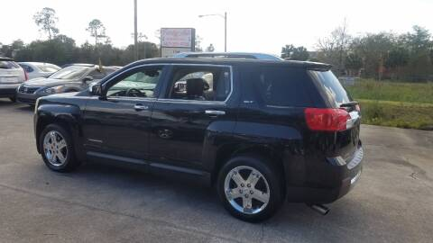 2013 GMC Terrain for sale at FAMILY AUTO BROKERS in Longwood FL