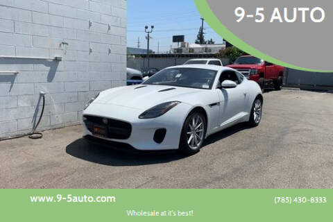 2018 Jaguar F-TYPE for sale at 9-5 AUTO in Topeka KS
