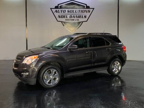 2015 Chevrolet Equinox for sale at Noel Daniels Motor Company in Brandon MS