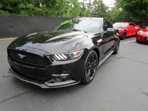 2016 Ford Mustang for sale at LULAY'S CAR CONNECTION in Salem OR