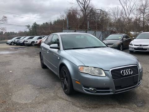 2008 Audi A4 for sale at Royal Crest Motors in Haverhill MA