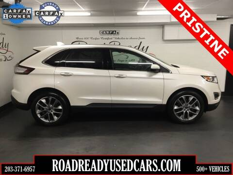 2016 Ford Edge for sale at Road Ready Used Cars in Ansonia CT