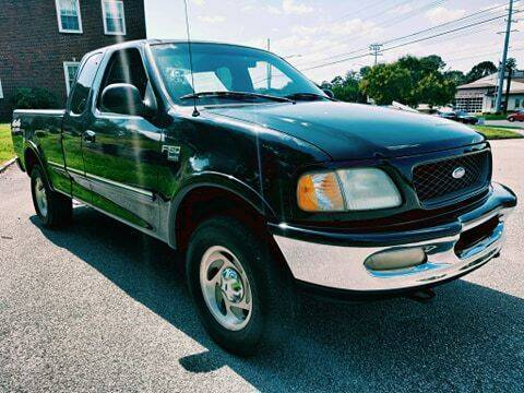 1998 Ford F-150 for sale at Auto Titan in Knoxville TN
