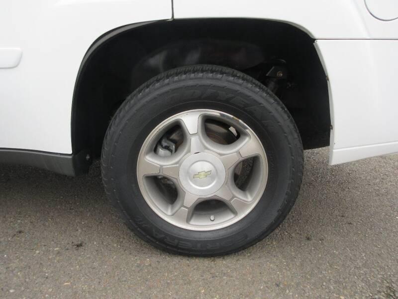 2008 Chevrolet TrailBlazer 4x4 LS Fleet2 4dr SUV - Woodburn OR