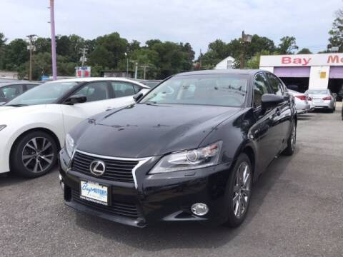 2015 Lexus GS 350 for sale at Bay Motors Inc in Baltimore MD