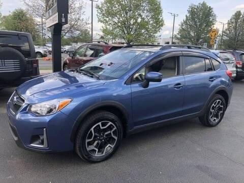 2016 Subaru Crosstrek for sale at BATTENKILL MOTORS in Greenwich NY