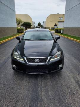 2012 Lexus IS 250C for sale at INTERNATIONAL AUTO BROKERS INC in Hollywood FL