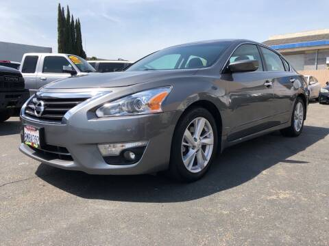 2015 Nissan Altima for sale at Cars 2 Go in Clovis CA