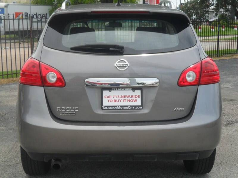 2015 Nissan Rogue Select AWD S 4dr Crossover - Houston TX