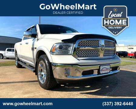 2017 RAM Ram Pickup 1500 for sale at GoWheelMart in Leesville LA