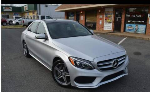 2015 Mercedes-Benz C-Class for sale at Butler Auto in Easton PA