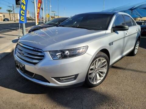 2017 Ford Taurus for sale at USA Auto Inc in Mesa AZ