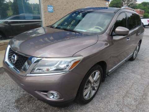 2014 Nissan Pathfinder for sale at 1st Choice Autos in Smyrna GA