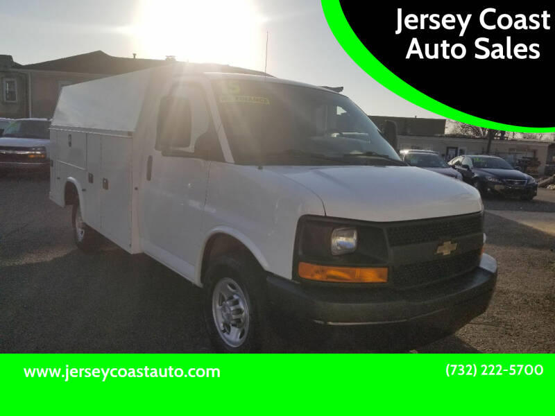 2015 Chevrolet Express Cutaway for sale at Jersey Coast Auto Sales in Long Branch NJ