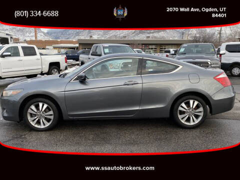 2008 Honda Accord for sale at S S Auto Brokers in Ogden UT