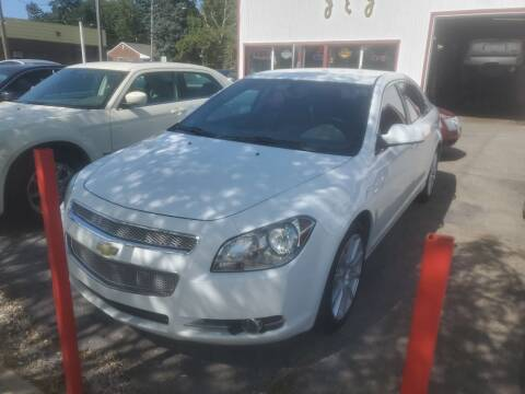 2009 Chevrolet Malibu for sale at J & J Used Cars inc in Wayne MI