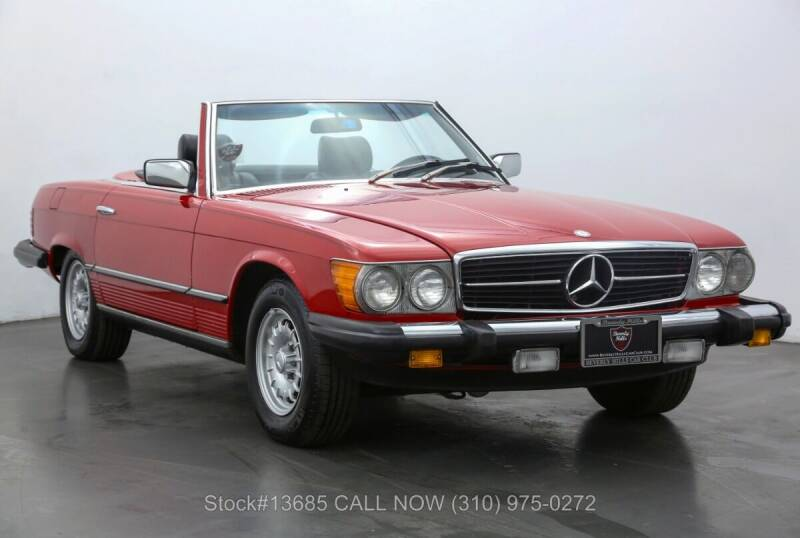 1982 Mercedes-Benz 380-Class for sale in Los Angeles, CA