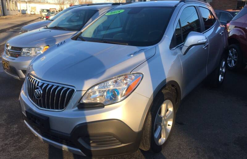 2015 Buick Encore for sale at Cote & Sons Automotive Ctr in Lawrence MA
