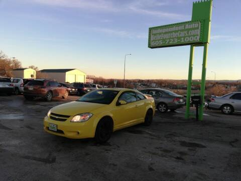 2008 Chevrolet Cobalt for sale at Independent Auto in Belle Fourche SD