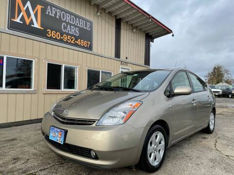 2006 Toyota Prius for sale at M & A Affordable Cars in Vancouver WA