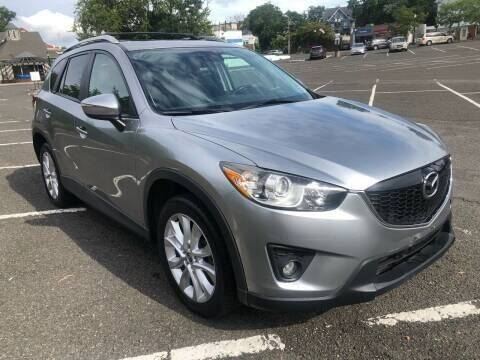 2015 Mazda CX-5 for sale at Pinnacle Automotive Group in Roselle NJ