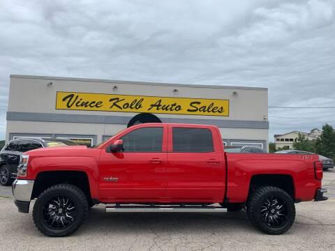 2018 Chevrolet Silverado 1500 for sale at Vince Kolb Auto Sales in Lake Ozark MO
