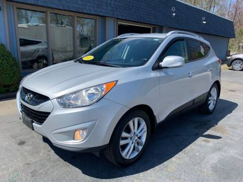 2011 Hyundai Tucson for sale at Port City Cars in Muskegon MI