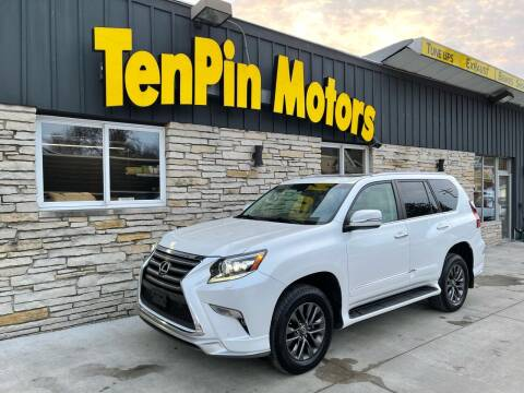 2018 Lexus GX 460 for sale at TenPin Motors LLC in Fort Atkinson WI