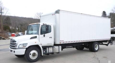 2011 Hino 268 for sale at Orange Truck Sales in Orlando FL