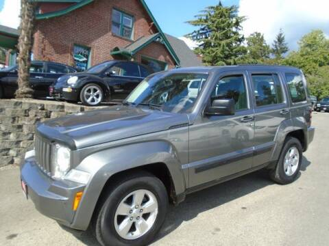 2012 Jeep Liberty for sale at Carsmart in Seattle WA