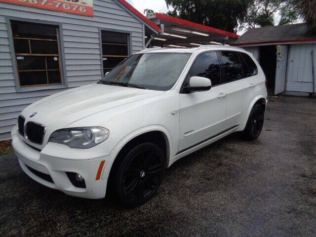 2013 BMW X5 for sale at Z Motors in North Lauderdale FL