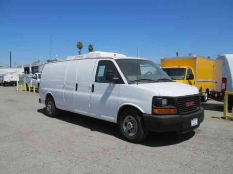 2012 GMC Savana Cargo for sale at Atlantis Auto Sales in La Puente CA