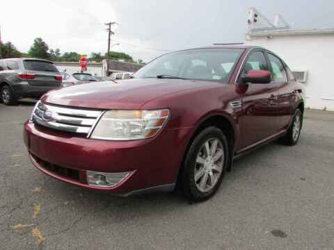 2008 Ford Taurus for sale at Purcellville Motors in Purcellville VA
