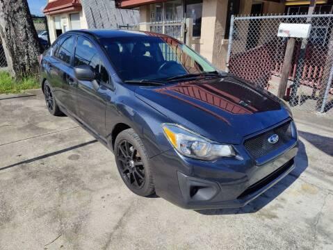2012 Subaru Impreza for sale at Advance Import in Tampa FL
