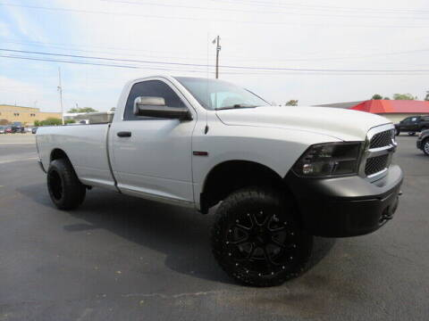 2015 RAM Ram Pickup 1500 for sale at Williams Auto Sales, LLC in Cookeville TN