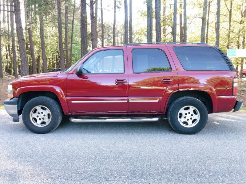2006 Chevrolet Tahoe for sale in Oilville, VA