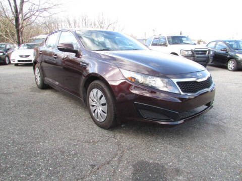 2011 Kia Optima for sale at Auto Outlet Of Vineland in Vineland NJ