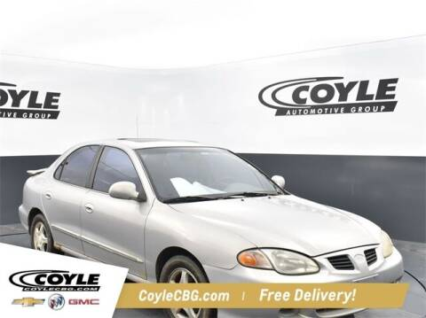 1999 Hyundai Elantra for sale at COYLE GM - COYLE NISSAN - New Inventory in Clarksville IN