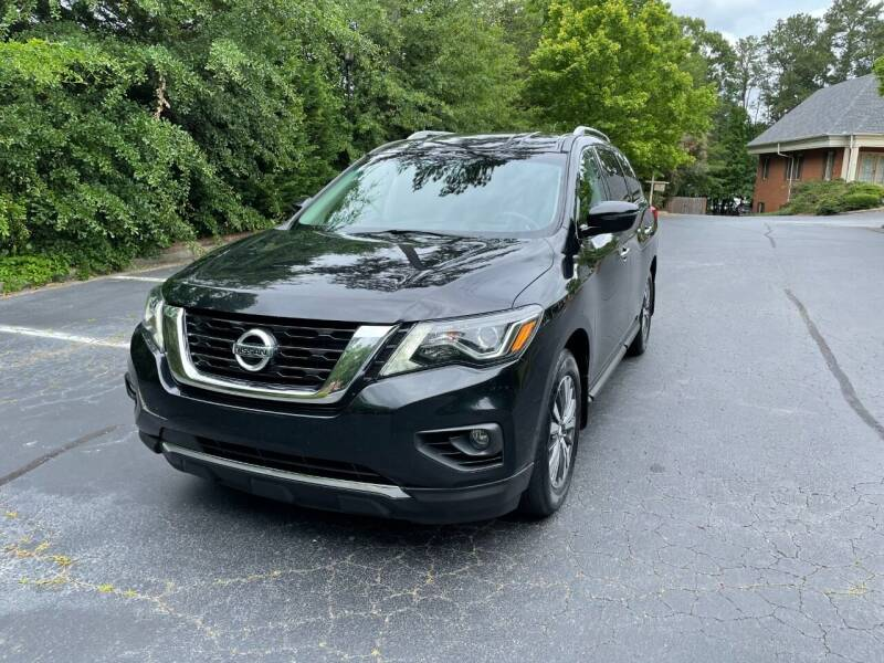 2017 Nissan Pathfinder for sale at SMT Motors in Roswell GA