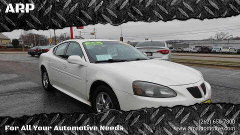 2006 Pontiac Grand Prix for sale at ARP in Waukesha WI