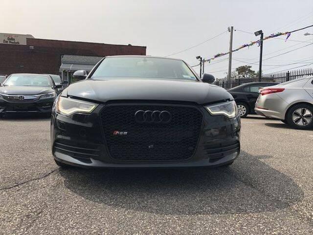 2013 Audi A6 for sale at EZ PASS AUTO SALES LLC in Philadelphia PA