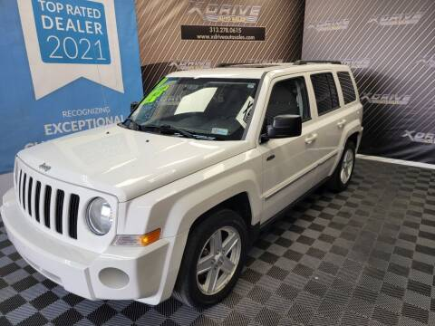 2010 Jeep Patriot for sale at X Drive Auto Sales Inc. in Dearborn Heights MI